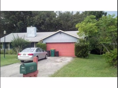 338 Montgomery Court, Kissimmee, FL 34758 - MLS#: S5004517