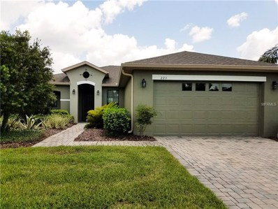 223 Scripps Ranch Road, Poinciana, FL 34759 - MLS#: S5004530