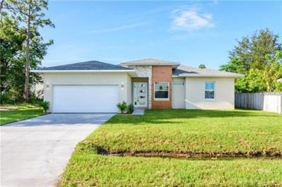196 Big Black Drive, Poinciana, FL 34759 - MLS#: S5004573