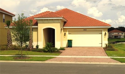 3963 Steer Beach Place, Kissimmee, FL 34746 - MLS#: S5004926