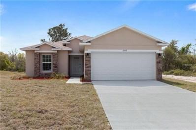 387 Hibiscus Drive, Poinciana, FL 34759 - MLS#: S5005067