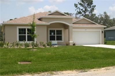234 Goldenrod Lane, Poinciana, FL 34759 - MLS#: S5005111