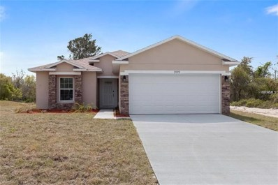 1017 Fraser Place, Poinciana, FL 34759 - MLS#: S5005120