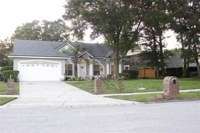 1863 Queen Palm Drive, Apopka, FL 32712 - MLS#: S5005315
