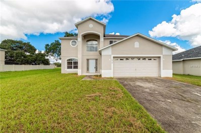 1910 Michigan Court, Kissimmee, FL 34759 - MLS#: S5005365
