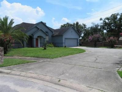 8642 Valley Ridge Court, Orlando, FL 32818 - MLS#: S5005526