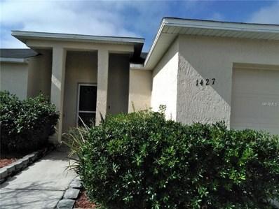 1427 Teal Court, Poinciana, FL 34759 - MLS#: S5005544
