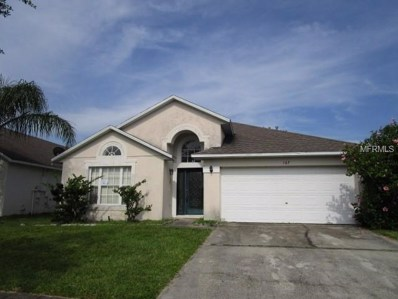 167 Thornbury Drive, Kissimmee, FL 34744 - MLS#: S5005550