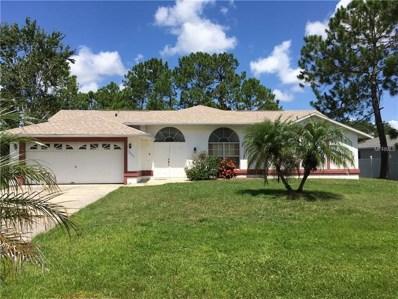 3401 Hawkin Drive, Kissimmee, FL 34746 - MLS#: S5005663