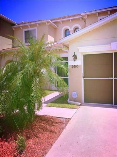 2605 Aventurine Street, Kissimmee, FL 34744 - MLS#: S5005940