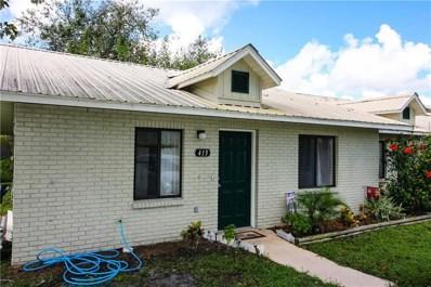 413 Century Boulevard UNIT D, Auburndale, FL 33823 - MLS#: S5006236