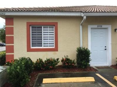 22102 Indian Creek Drive UNIT C, Kissimmee, FL 34759 - MLS#: S5006247