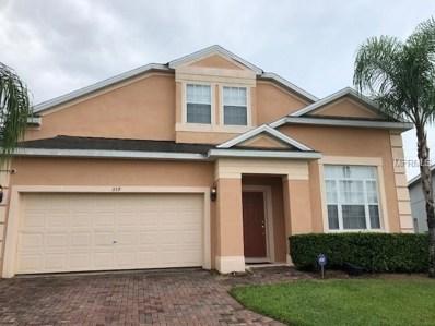 359 Vizcay Way, Davenport, FL 33837 - MLS#: S5006437