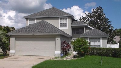 505 Green Spruce Lane, Orlando, FL 32825 - MLS#: S5006564