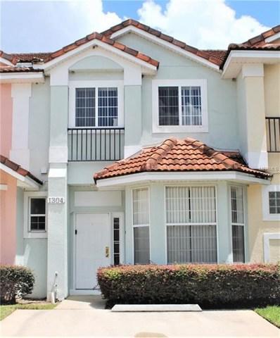 1304 S Beach Circle, Kissimmee, FL 34746 - MLS#: S5006714