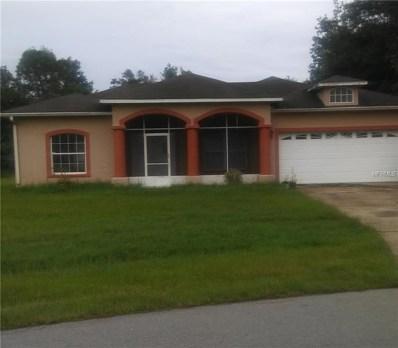 654 Reindeer Drive, Poinciana, FL 34759 - MLS#: S5006724