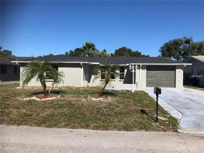 7805 Ironbark Drive, Port Richey, FL 34668 - MLS#: S5006757
