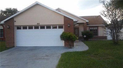 810 Woodfield Court, Kissimmee, FL 34744 - MLS#: S5006883