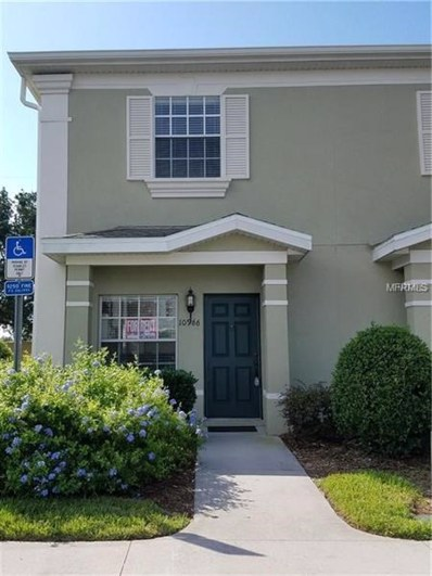 10966 Savannah Wood Drive UNIT 152, Orlando, FL 32832 - MLS#: S5006998