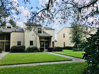 43 Aspen Drive UNIT 43, Haines City, FL 33844 - MLS#: S5007012
