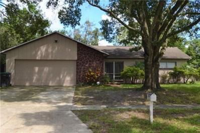9527 Brimton Drive, Orlando, FL 32817 - MLS#: S5007032