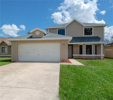 196 N Lake Court, Kissimmee, FL 34743 - MLS#: S5007116