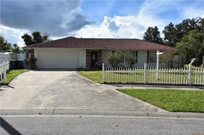 2727 Parsley Drive, Orlando, FL 32837 - MLS#: S5007178