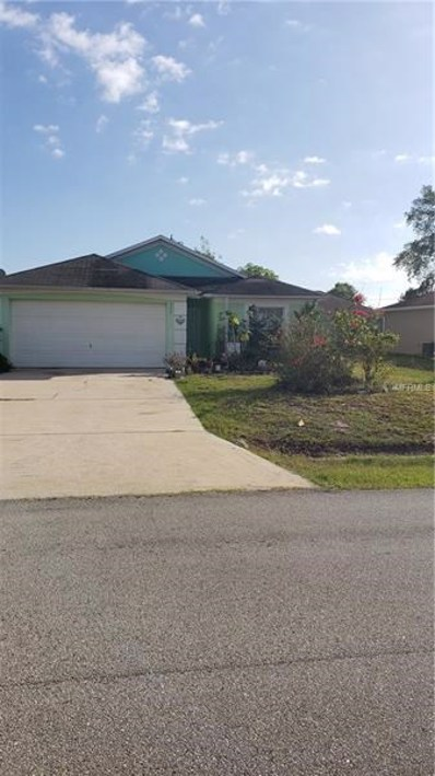 534 Lakeview Drive, Poinciana, FL 34759 - #: S5007215