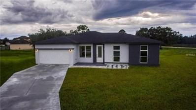 1902 Sawfish Drive, Poinciana, FL 34759 - MLS#: S5007297