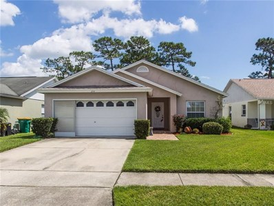 294 Indian Point Circle, Kissimmee, FL 34746 - MLS#: S5007329