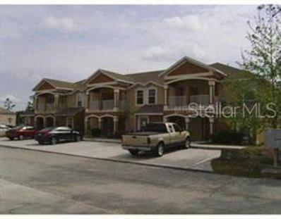 160 Bowie Lane UNIT 5, Kissimmee, FL 34743 - MLS#: S5007432