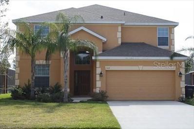 743 Orange Cosmos Boulevard, Davenport, FL 33837 - MLS#: S5007434