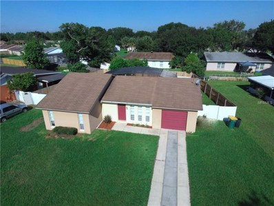 850 W Birchwood Circle, Kissimmee, FL 34743 - MLS#: S5007459