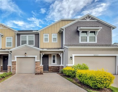 18937 Cornuta Street, Lutz, FL 33558 - MLS#: S5007476