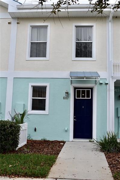 607 Fairmont Place, Kissimmee, FL 34744 - MLS#: S5007557