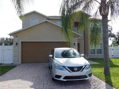 604 S Delmonte Court, Kissimmee, FL 34758 - MLS#: S5007682