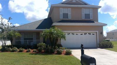 2626 Sunningdale Drive, Kissimmee, FL 34746 - MLS#: S5007885