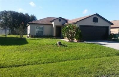818 Blanc Court, Kissimmee, FL 34759 - MLS#: S5008162