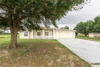1352 Ward Loop Road, Babson Park, FL 33827 - MLS#: S5008267