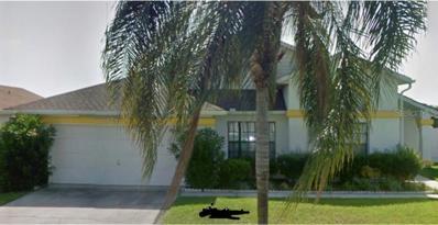 607 Moss Park Court, Kissimmee, FL 34743 - MLS#: S5008334