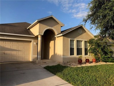 5519 Sycamore Canyon Drive, Kissimmee, FL 34758 - MLS#: S5008349