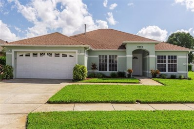 2805 Sweet Plum Court, Kissimmee, FL 34747 - MLS#: S5008410