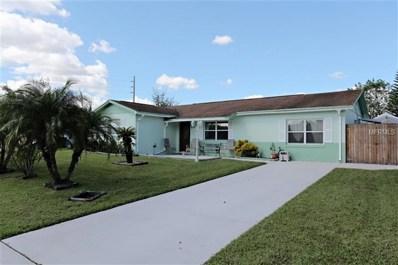 1317 Meadowbrook Street, Kissimmee, FL 34744 - MLS#: S5008450