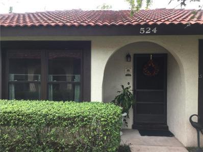 524 Hunter Circle, Kissimmee, FL 34758 - MLS#: S5008474