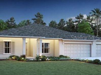 356 Blue Lake Circle, Kissimmee, FL 34758 - MLS#: S5008520