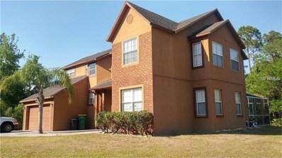 330 Montgomery Court, Kissimmee, FL 34758 - MLS#: S5008553