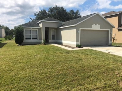 1140 Normandy Drive, Kissimmee, FL 34759 - MLS#: S5008571