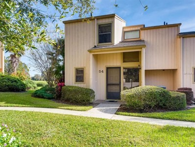 54 Aspen Drive UNIT 54, Haines City, FL 33844 - MLS#: S5008671