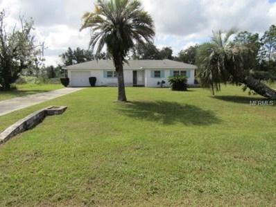 2681 Granada Drive, Indian Lake Estates, FL 33855 - MLS#: S5008694