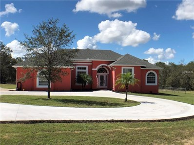 8076 Lake Hatchineha Road, Haines City, FL 33844 - MLS#: S5008806